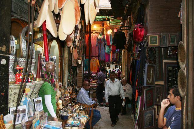 Basar in Kairo