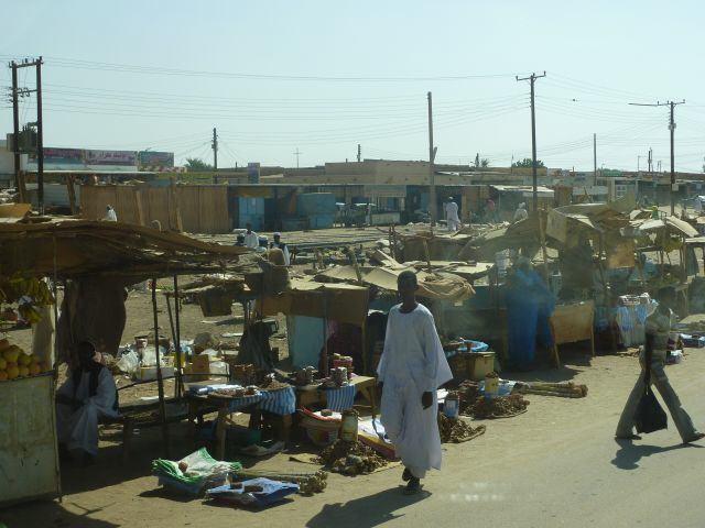 Markt in Karima