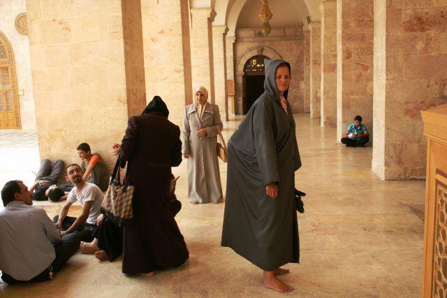 Moschee-Bekleidung