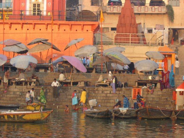 Badeghats Varanasi