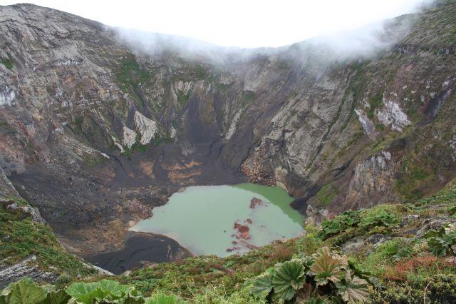 Irazu Krater