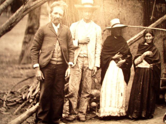 Brüning, schauen unsere Vorfahren nicht gut aus