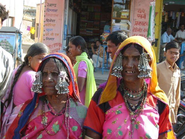 Frauen aus Rajasthan