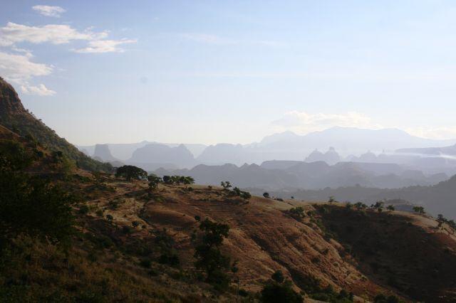 Simien Berge