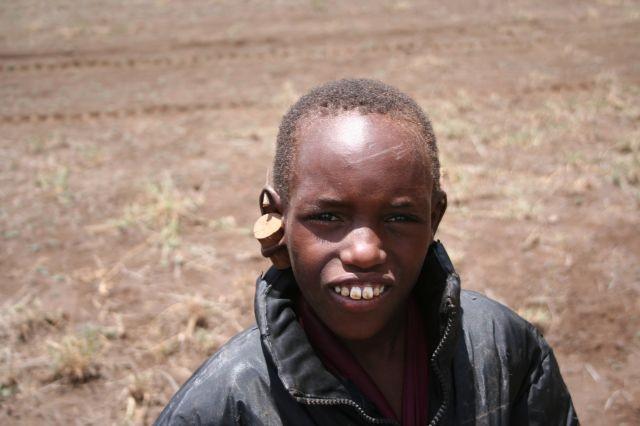 Masai- Ohrschmuck