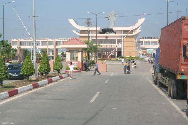 Grenze Moc Bai