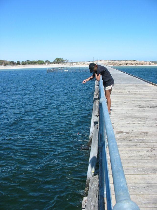 beim Crabbing