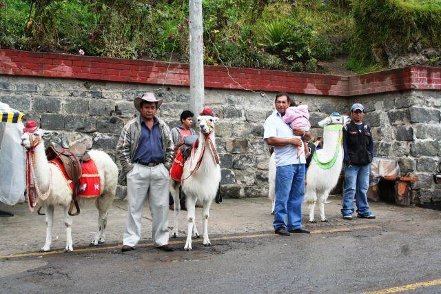 bei Las Lajas