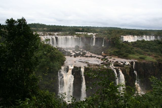 Foz do Iguacu in Brasilien