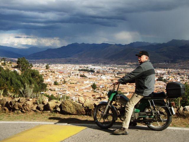 über den Dächern von Cuenca