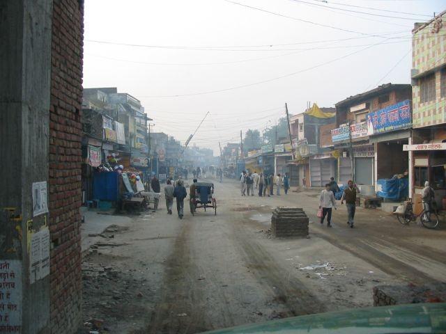 Grenzübergang Sunauli