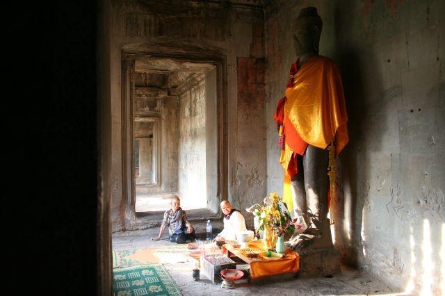 im Angkor Wat