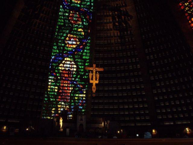 Catedral Metropolitana in Rio