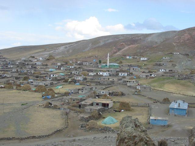 kurdisches Dorf