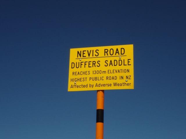 Nevis Road