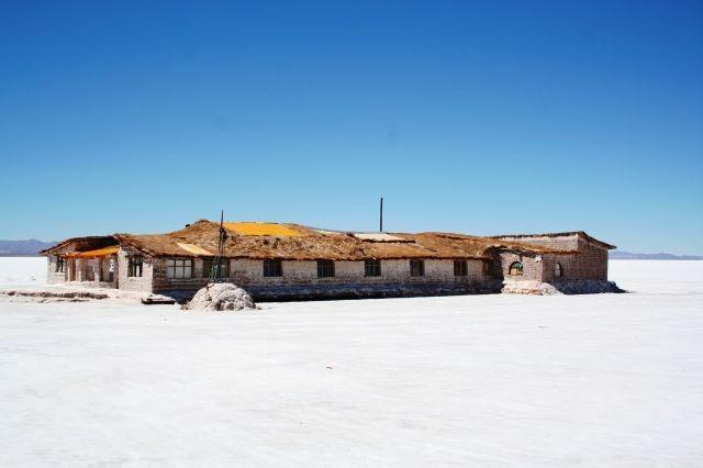 Salzhotel Playa Blanca
