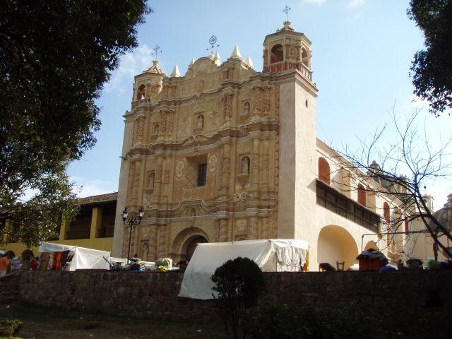 Kathedrale in San Cristobal de las Casas