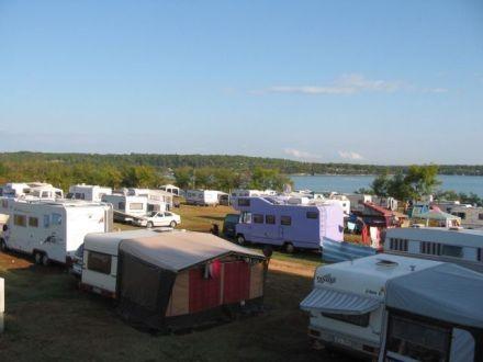 Campingplatz in Novigrad