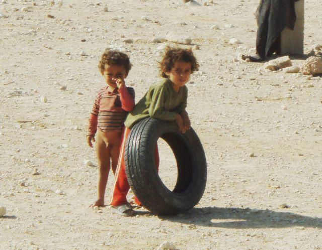 Bedouinenkinder