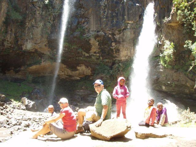 Botso'ela Wasserfall