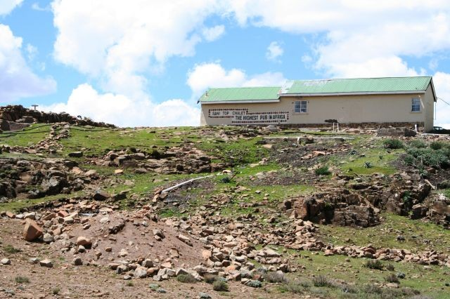 Sani Pass Chalet