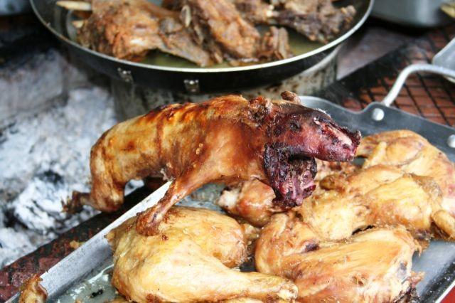 Leibgericht Meerschweinchen