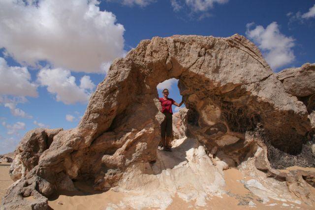 Berg aus Quarzkristallen