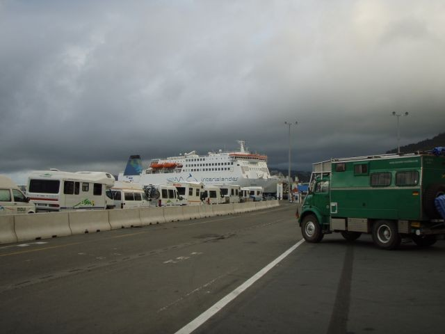 am Fährhafen