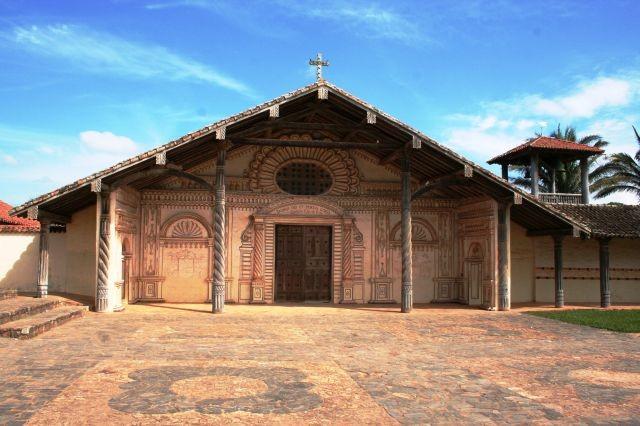 Jesuitenkirche in San Javier