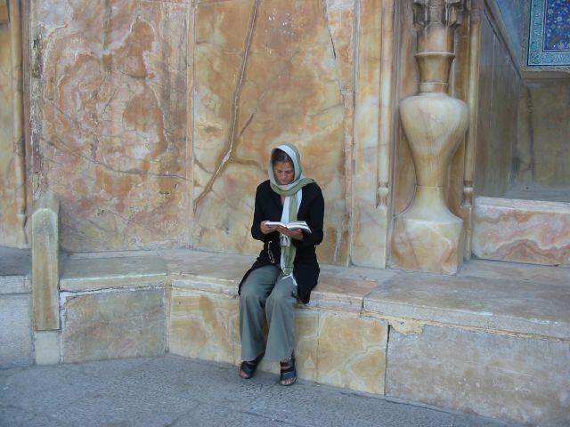 Fatima von vorne