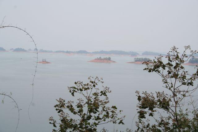 Ang Nam Ngum Stausee