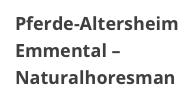 Naturalhorseman