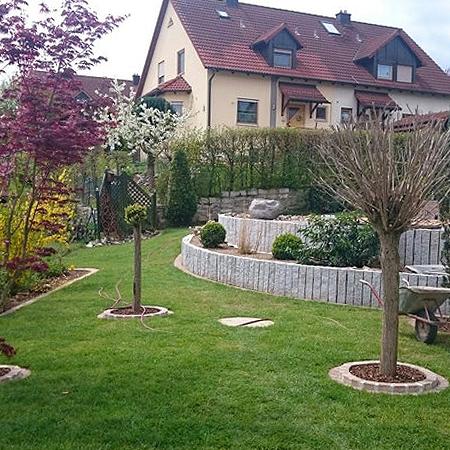 Gartenanlagen Peter Garten Und Landschaftsbau Ammerthal