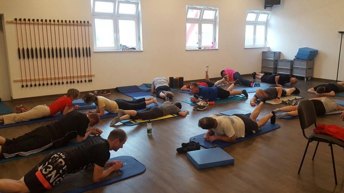 Gruppenkurs zum Thema Beweglichkeit