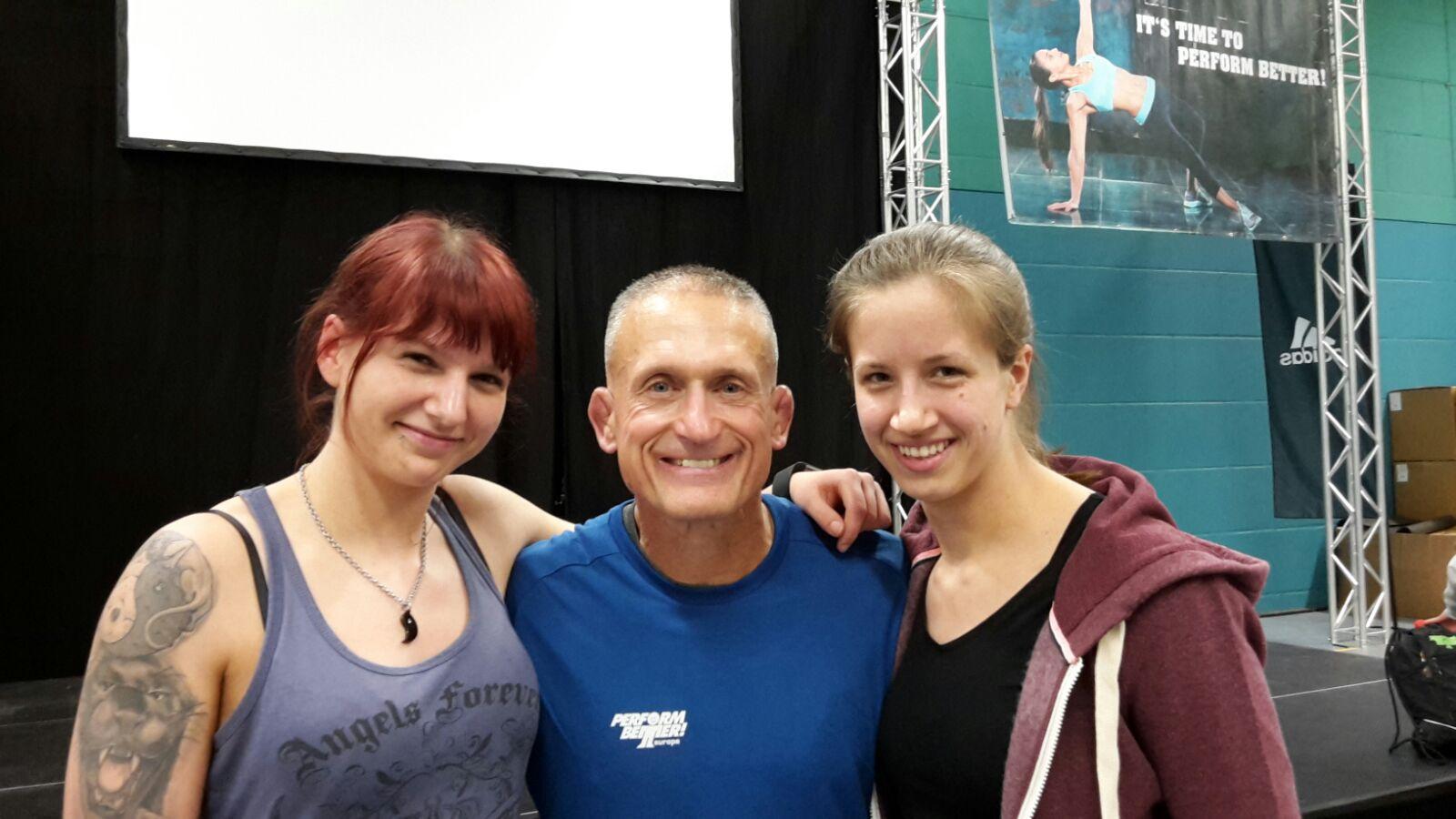 Steve Maxwell- revolutionärer Fitness Experte