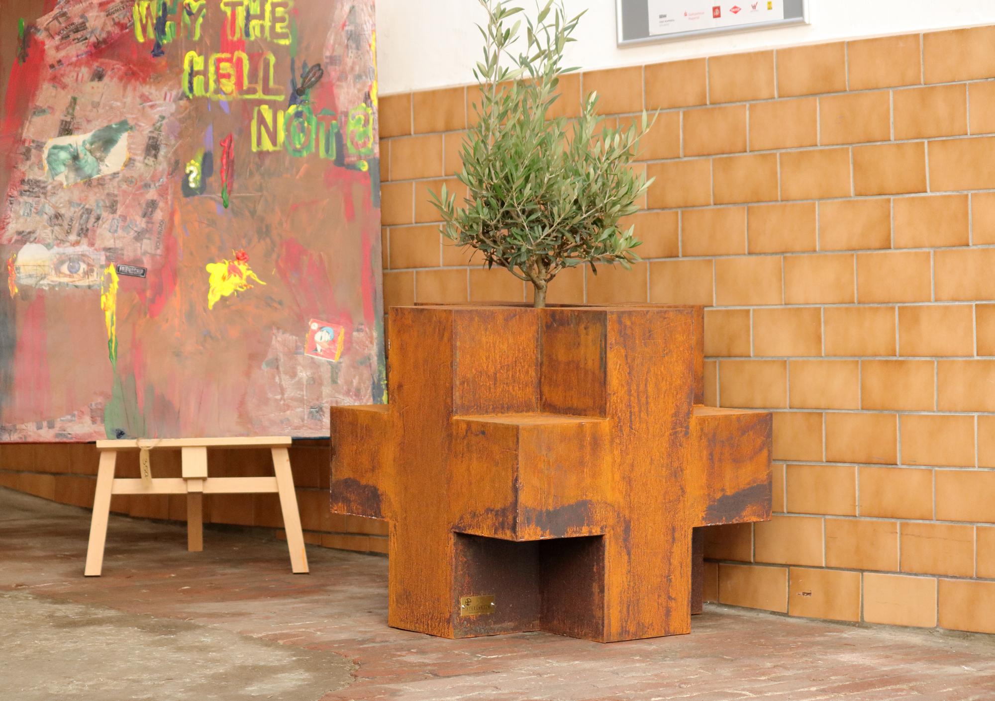 SCHWEIZ (60 x 60 x 60 cm)