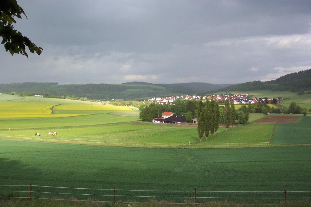Ranch und Weiden