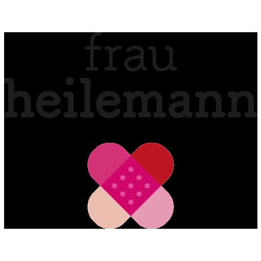 """Ein Logo für """"frau heilemann"""""""