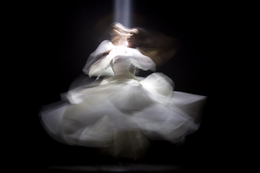 Der Tanz der Derwische erlaubt Kontakt zum höheren Selbst und zur Seele
