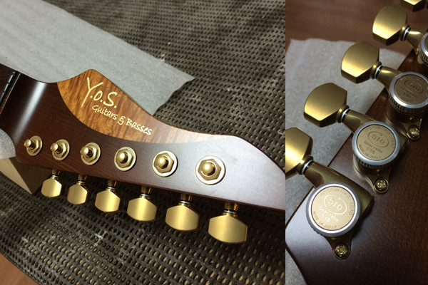 GOTOH 510 MG-T X-Gold