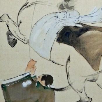 L'histoire de l'homme et du cheval
