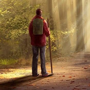 Quand je marche je marche