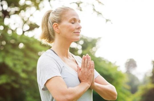 1 heure de meditation diminue l'anxiété et amaliore la santé cardiaque