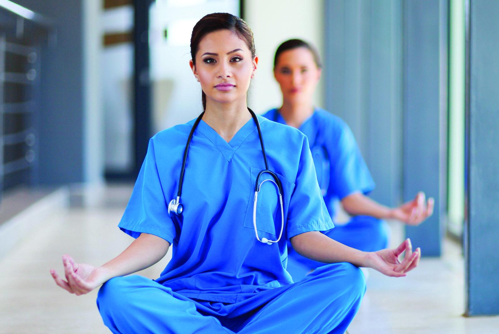 La méditation de pleine conscience pour les infirmieres