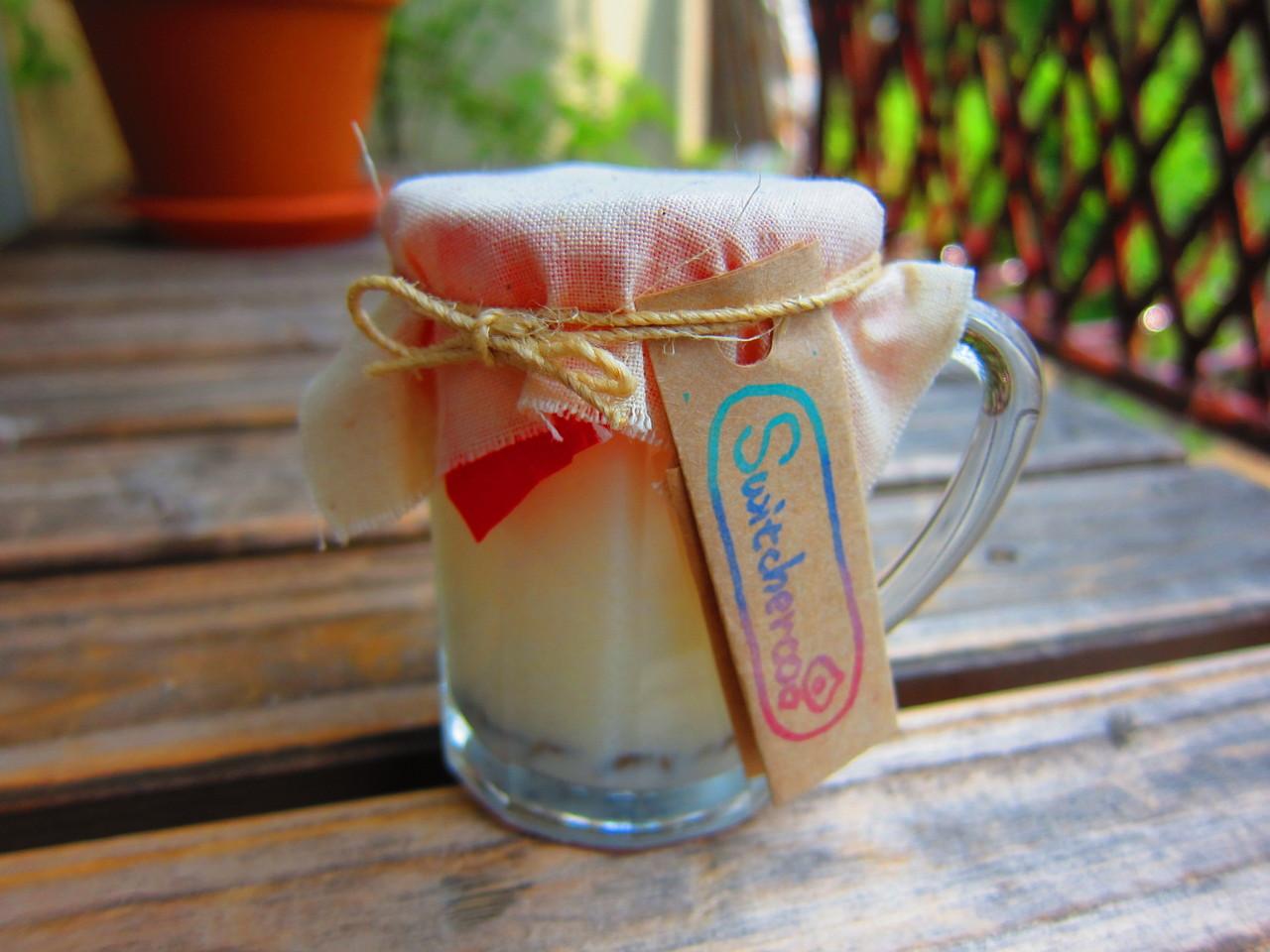 Lavender Soy Jar