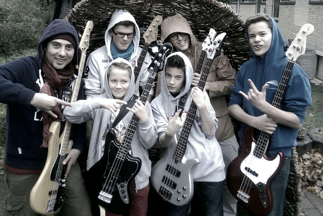 "Band Camp ""Pop 2 Go"" - Knivsberg, DK"