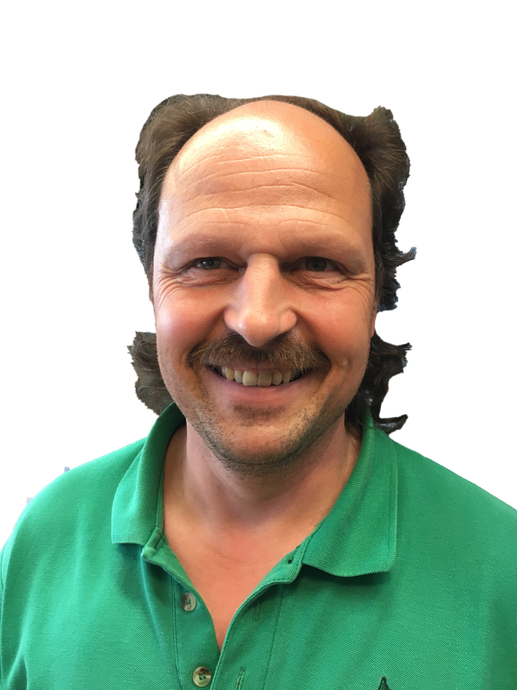 Peter Gradwohl, Leitung Tankstelle