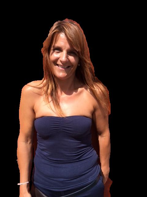 Claudia Scheibelhofer, Leitung Café