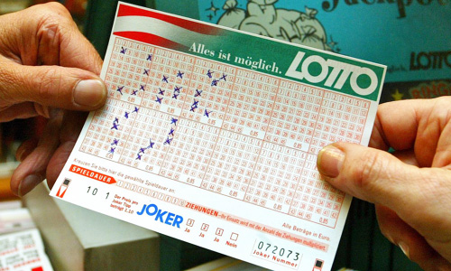 Lotto 6 aus 45, Toto