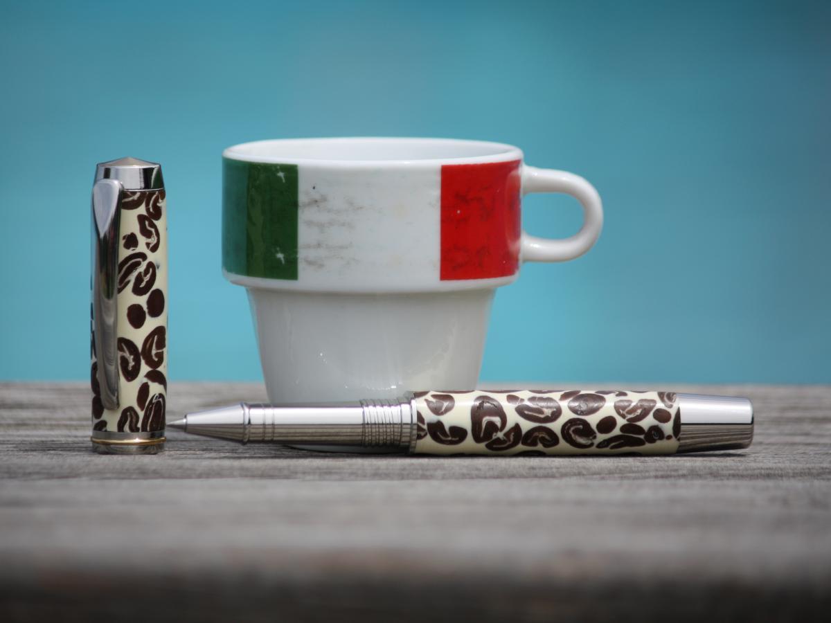 CAVALIERE,  Coffee - Rhodium